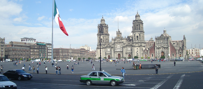 City Tour en Mexico D.F.