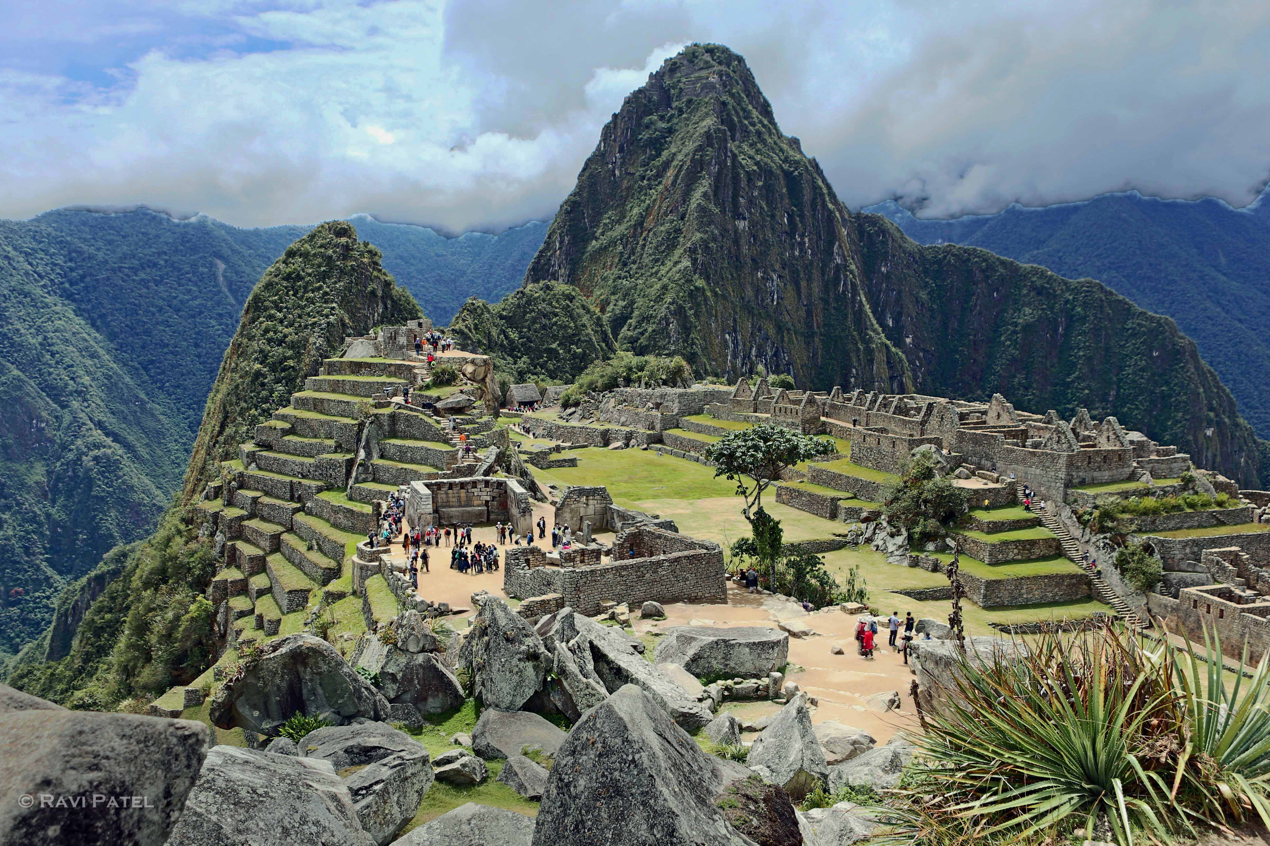 1 Journey 2 Wonders: Machu Picchu & Galapagos 11 días 10   noches