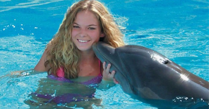 Dolphin Encounter en Punta Cana