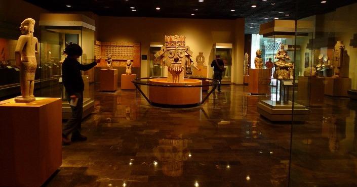 Tour Al Chastillo De Chapultepec Y Museo De Antropología