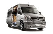 Minibus Transportation to Hotel Club las Velas, Playa del Carmen