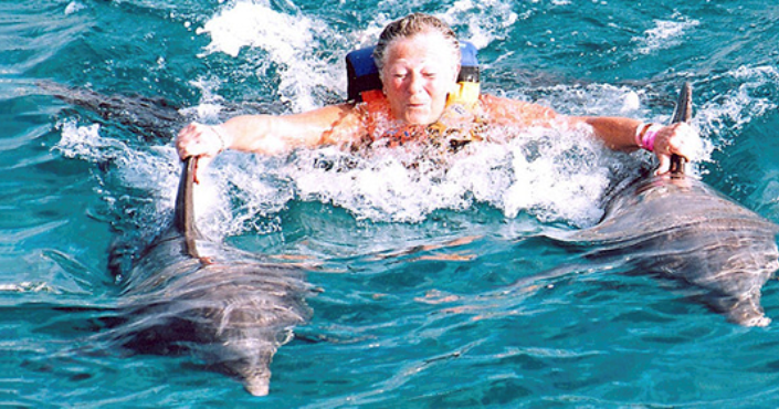 Cozumel - Dolphin Royal Swim