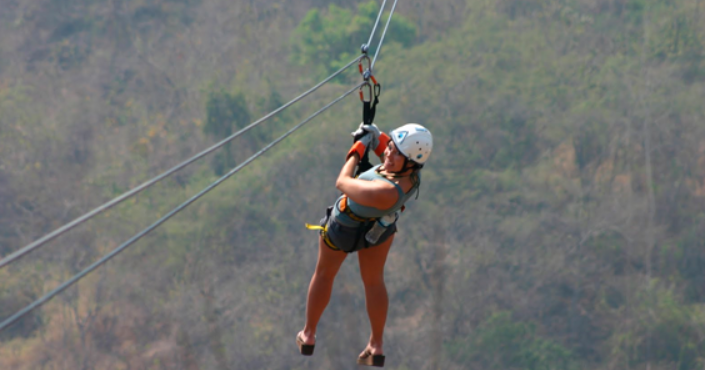 Canopy Tour (tirolesas)