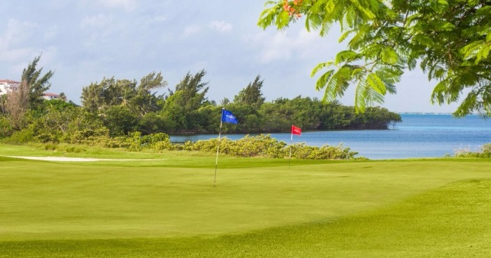 Cancun Golf Club en Pok Ta Pok Twilight